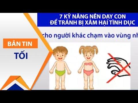 Trẻ cần học gì để tránh bị xâm hại? | VTC - Thời lượng: 119 giây.