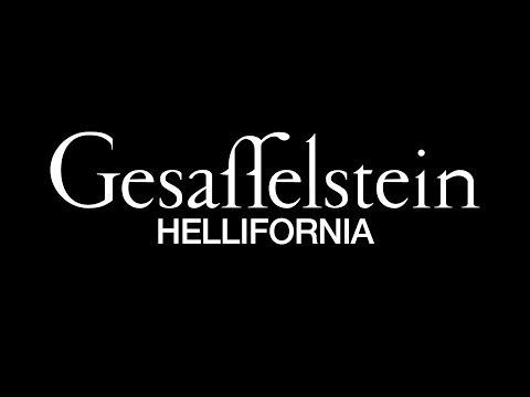 GESAFFELSTEIN - HELLIFORNIA