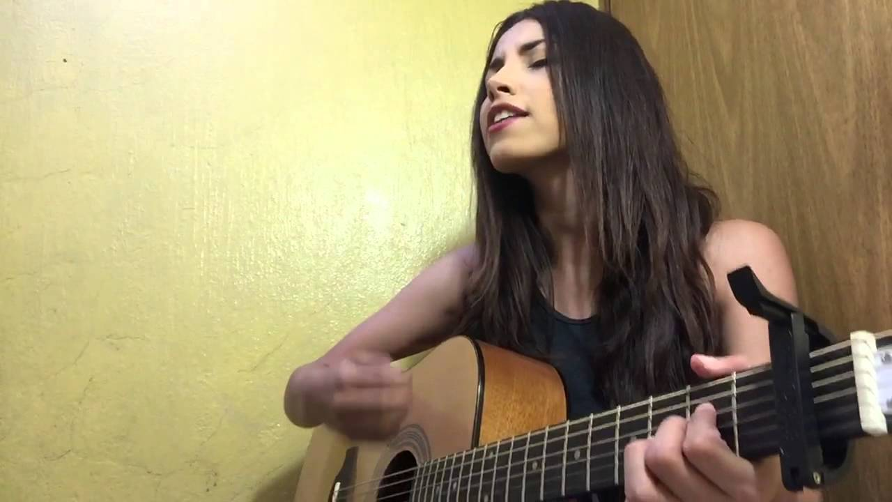 Daniela calvario / Sal de mi vida / cover