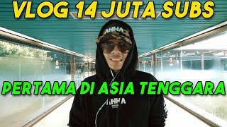 Video VLOG 14 JUTA SUBS PERTAMA DI ASIA TENGGARA!! MP3, 3GP, MP4, WEBM, AVI, FLV April 2019
