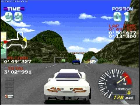 Ridge Racer Revolution #1