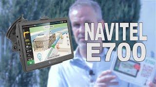 Nawigacja NAVITEL E700 - test