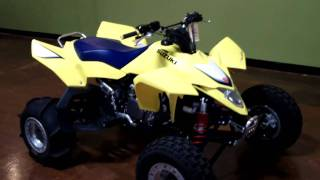 9. 2007 Suzuki QuadRacer LT-R450 at Pro Caliber Motorsports Vancouver Washington
