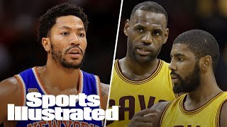 Derrick Rose signs with the Cavaliers. Lebron-Kyrie relationship vs. Shaq-Kobe and other NBA feuds. Alex Hampl talks with us about the five Kyrie Irving trades that could actually work. Peter King chats about the NFL training camps. Are Patriots the team to beat again? Plus, the four best NFL teams reside in the AFC and how Andrew Luck starting on PUP list affects the Colts.Subscribe to ►► http://po.st/SubscribeSIFollow the latest NFL news and highlights, with updates on your favorite team and players. Want to know what's up with Russell Wilson, Cam Newton, Tom Brady and more? We've got you covered:http://po.st/PlaylistSI-NFLCan the Cleveland Cavaliers repeat? Will the Golden State Warriors make history again? Keep up with all the important NBA updates, including news on LeBron James, Kevin Durant, Steph Curry and more:http://po.st/PlaylistSI-NBAFrom Bryce Harper and Mike Trout to Clayton Kershaw and Madison Bumgarner, Sports Illustrated brings you the smartest commentary and inside stories on the latest MLB news:http://po.st/PlaylistSI-MLBCheck out the most recent clips and highlights from episodes of SI Now, Sports Illustrated's daily talk show. From interviews with the biggest newsmakers to discussions with our award winning writers and editors, SI Now is your spot for all things  football, basketball, baseball and everywhere else around the world of sports:http://po.st/PlaylistSI-NowThe best of SI's award-winning video storytelling. From household names to the lesser known, SI Films' features and series explore the most powerful stories in sports:http://po.st/PlaylistSI-FilmsCONNECT WITH Website: http://www.si.comFacebook: http://po.st/FacebookSITwitter: http://po.st/TwitterSIGoogle+: http://po.st/GoogleSIInstagram: http://po.st/InstagramSIMagazine: http://po.st/MagazineSIABOUT SPORTS ILLUSTRATEDSports Illustrated offers sports fans trusted, authentic, agenda-free reporting and storytelling featuring sports news, scores, photos, columns and expert analysis from 