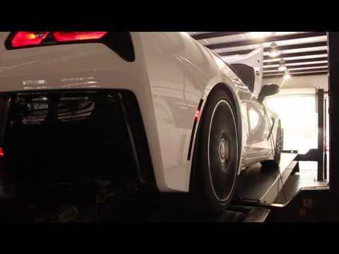 Vengeance Racing VR590 C7: 505rwhp / 465rwtq