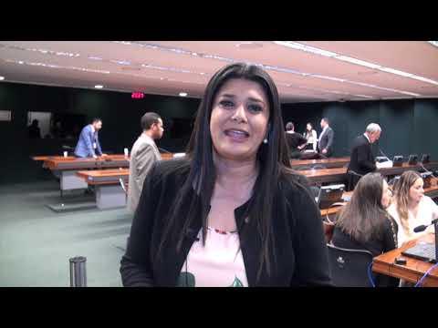 A tucana Rose Modesto assumiu a primeira vice-presidência da Comissão de Educação