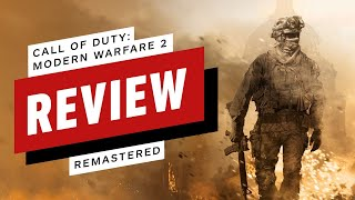 Call of Duty: Modern Warfare 2 Campaign Remastered Review by IGN