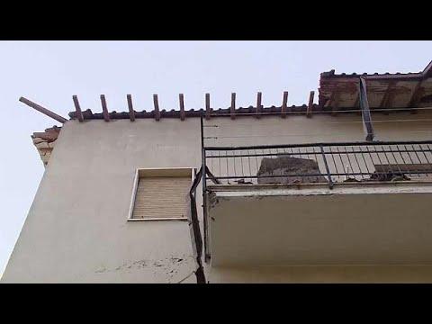 Erdbeben der Stärke 4,7 bei Muccia (Mittelitalien)