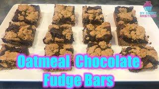 Video Oatmeal Chocolate Fudge Bars (Revel Bars) MP3, 3GP, MP4, WEBM, AVI, FLV Desember 2018
