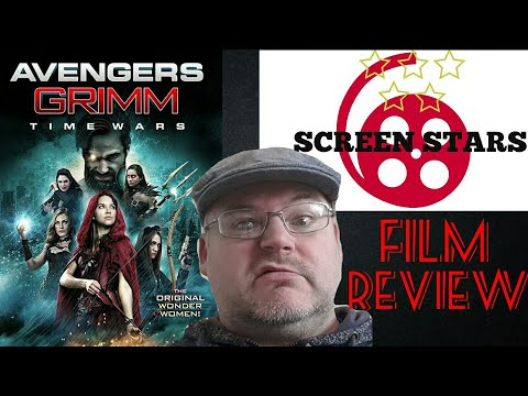 Avengers Grimm: Time Wars B Movie Film Review