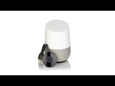 Google Home Smart Assistant and Chromecast w/Daily Burn