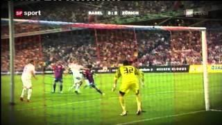 Alexander Freis beste Szenen beim FC Basel