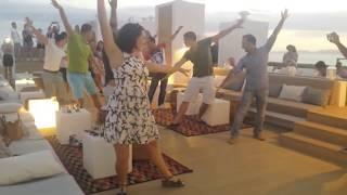 Mallorca- Flash Mob Proposal Bruno Mars-Marry You