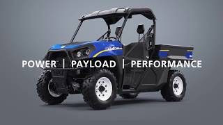 1. 2017 New Holland Rustler 850 For Sale