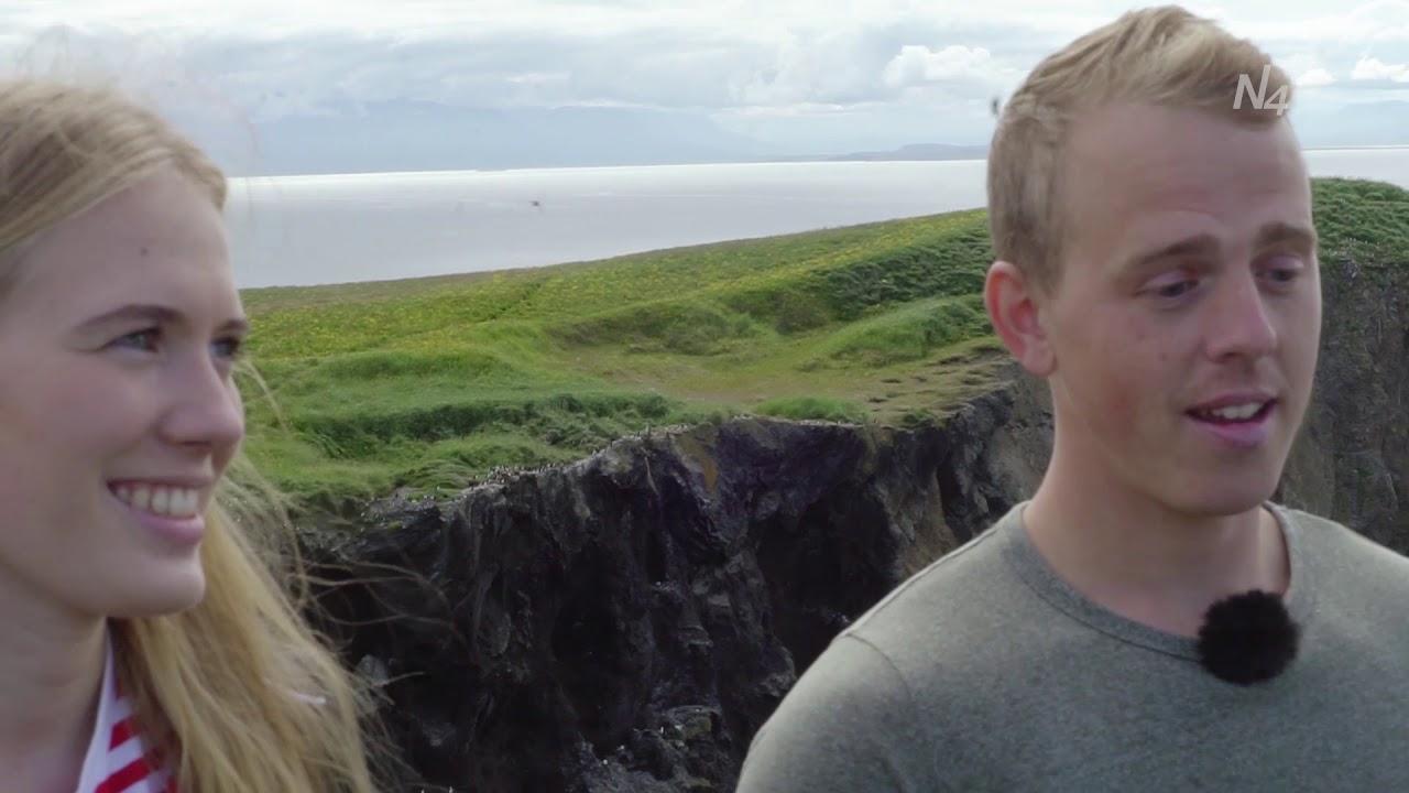 Ég um mig - 1. þáttur í nýrri þáttaröðThumbnail not found