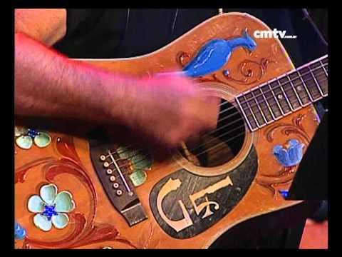 León Gieco video Canto en la rama - CM Vivo 2009