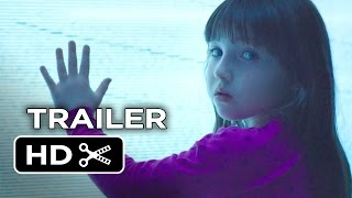 Poltergeist Official Trailer #2 (2015) - Sam Rockwell, Rosemarie DeWitt Movie HD