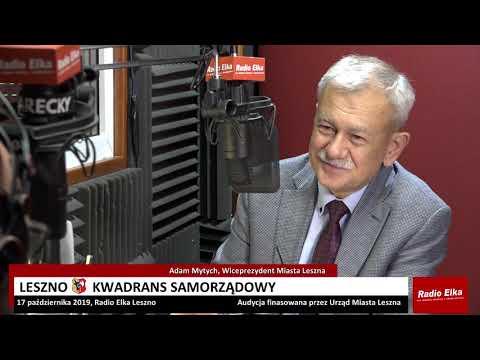 Wideo1: Leszno Kwadrans Samorządowy 17.10.2019