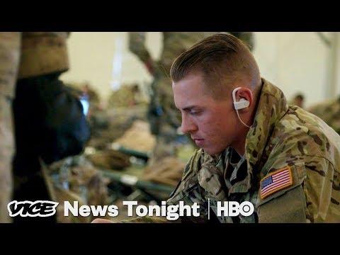 Troop Border Tour & Beastie Boys: VICE News Tonight Full Episode (HBO)