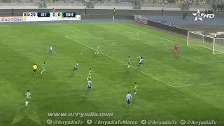 إتحاد طنجة 1-0 رجاء بني ملال هدف يوسف أنور في الدقيقة 86 .