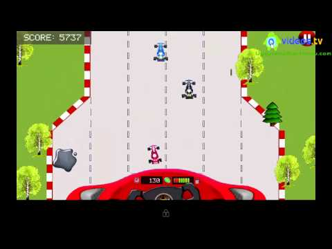 Video of Formula Car Game for Android