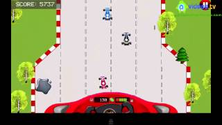 Formula Car Game for Android YouTube video