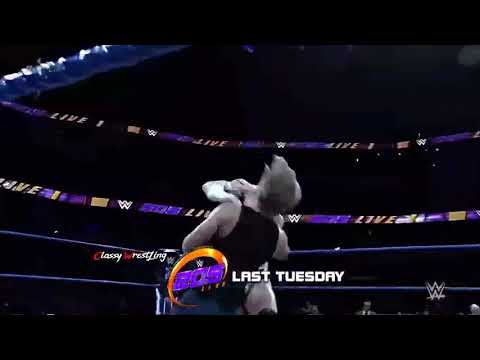 WWE 205 Live 6th August 2019 Highlights HD