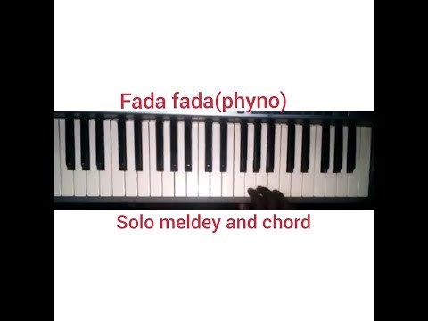 Fada By Phyno.solo Melody In Key C