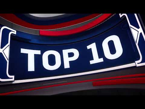 Top 10 NBA Plays of the Night  October 16 2019
