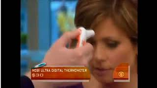 Download Lagu MOBI DualScan Digital Talking Ear and Forehead Thermometer on CBS Mp3