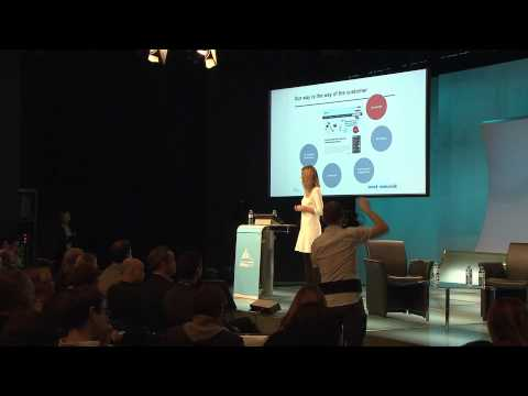 Cornelia Schöberl-Floimayer -  S-Lab: How to drive innovation with customers