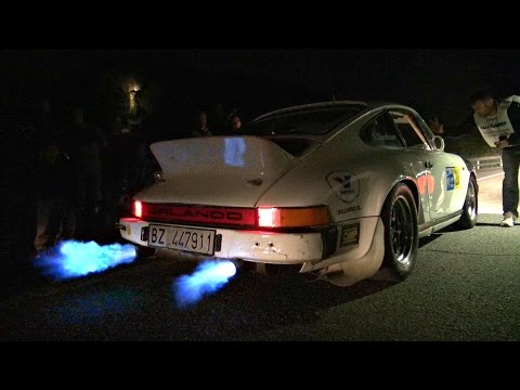 Idle - Well, this was unexpected! During the 12° Rally Legend 2014, I have filmed a Porsche 911 930 popping, backfiring and spitting flames AT IDLE! How weird is that? ahah :) Hope you enjoy the...