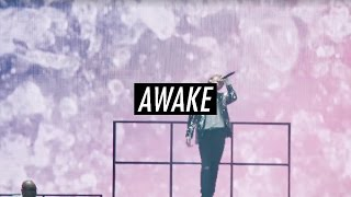 170506 Wings Tour in Manila: BTS JIN Solo - Awake (Day 1) Video