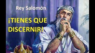 Falsos Profetas Cristianos Y Falsas Doctrinas. Salomon Sabiduría Y Discernimiento.