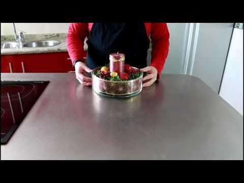 Centros de mesa para navidad - Youtube centros de mesa navidenos ...