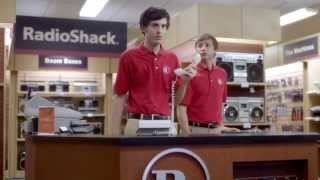 RadioShack Super Bowl 2014 Commercial 80s HD 720p - YouTube
