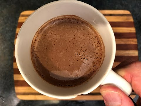 You Suck at Cooking Hot Chocolate