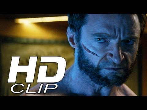 The Wolverine Clip 'Shingen Fight'