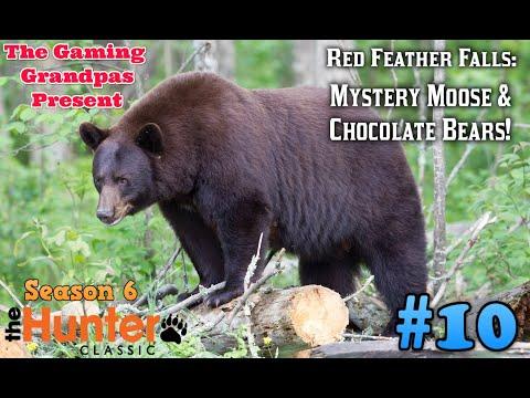 theHunter Classic - Season 6 (2020) - Redfeather Falls: Part 2 - Mystery Moose & Chocolate Bears!