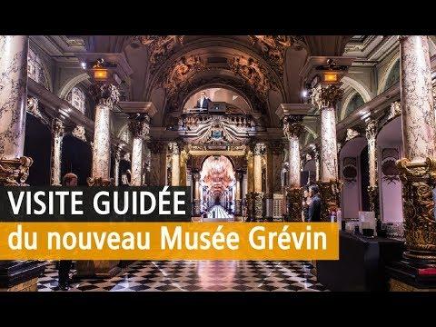 75002 - MEDAILLE TOURISTIQUE MONNAIE DE PARIS 75 - Musée grévin - 2013