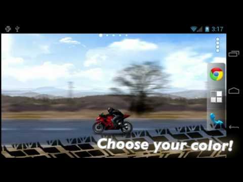 Video of RadiantWalls HD - Lone Rider