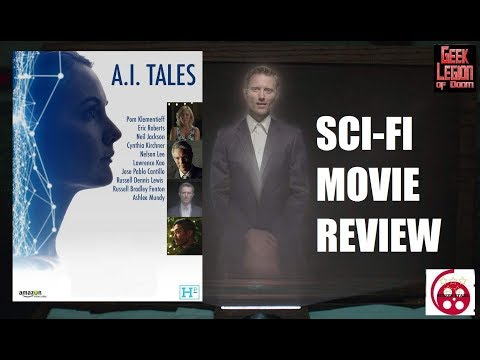 A.I. TALES ( 2018 Pom Klementieff ) Sci-Fi Anthology Movie Review