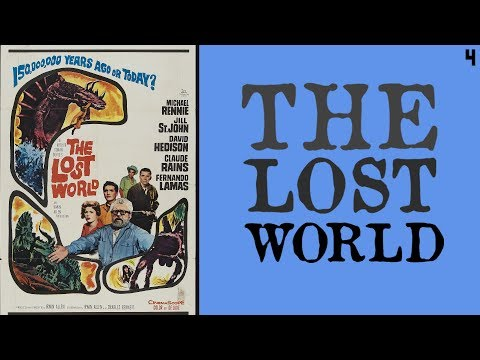 The Lost World (1960) Review