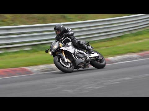Nurburgring Nordschleife Fast Biker meets Very Fast Biker!!