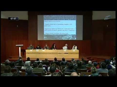 Marc Font a l'Audiència Pública sobre l'Eixample Nord