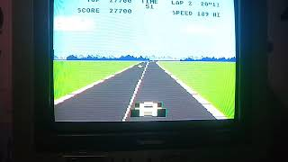 Pole Position: Malibu Grand Prix [4 Laps] (Atari 400/800/XL/XE) by omargeddon