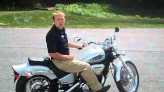10. 2007 Honda Shadow VLX Deluxe
