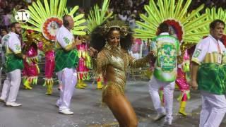 Viva o Zé! Viviane Araujo explica sua fantasia de desfile da ...