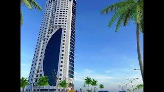 Video LA PLUS HAUTE TOUR DU MAGHREB. Résidence d'ORAN elle comporte 29 étages, et atteint 105 M, le Maroc MP3, 3GP, MP4, WEBM, AVI, FLV November 2018