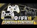 Fifa 18 Configura o De Controle E C mera De Jogo